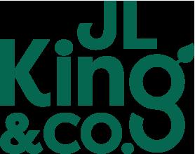 JL King logo